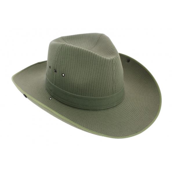 Chapeau camarguais PAMPA - KAKI