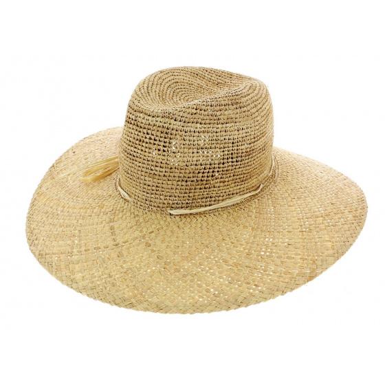 Sun protection hat - Paille sable