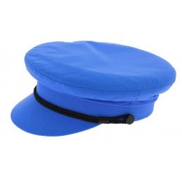 Casquette Marin Été Coton Bleu - Modissima