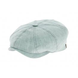 Casquette hatteras lin  bleu - Stetson