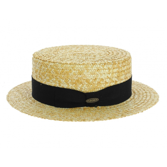 Boater Hats Straw- Fléchet