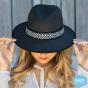 Chapeau Traveller Dara Fibres Naturelles - Rigon Headwear
