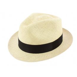 Rustic panama hat