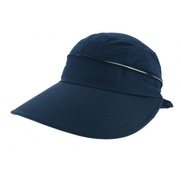 Casquette Visière - Anti UV - Bleu