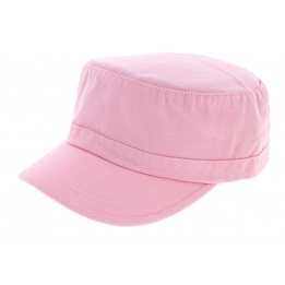 Casquette Army Kids Coton Rose - Beechfield