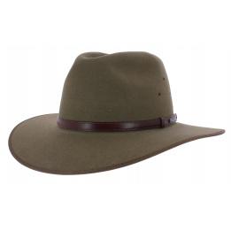 Chapeau traveller Coober Pedy - Akubra