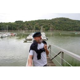 Casquette marin caban Camaret - Marine