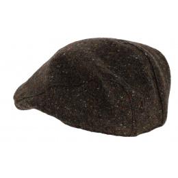 Casquette Bec de Canard Monhagan Laine - Hanna Hats