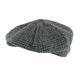 Casquette Irlandaise Wexford Laine Gris - Hanna Hats