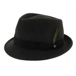 Trilby richmond olive Stetson hat