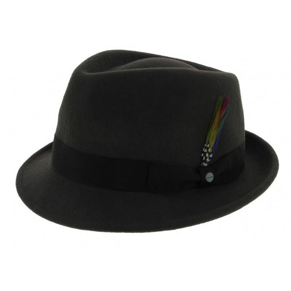 0c5a3b4823c7e Trilby richmond olive Stetson hat par Stetson
