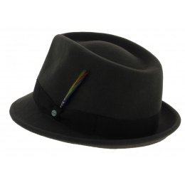 Trilby richmond olive Stetson hat