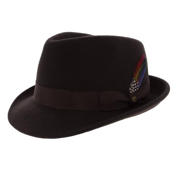 Elkader Felt Hat Brown - Stetson
