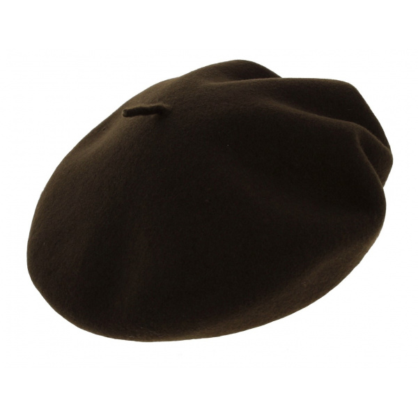 Beret Basque Marron 10,5