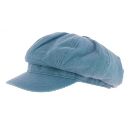 Cap Gavroche Cruz Cotton Light Blue - Aussie Apparel
