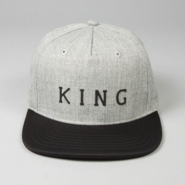Casquette Staple Snapback  -KING APPAREL