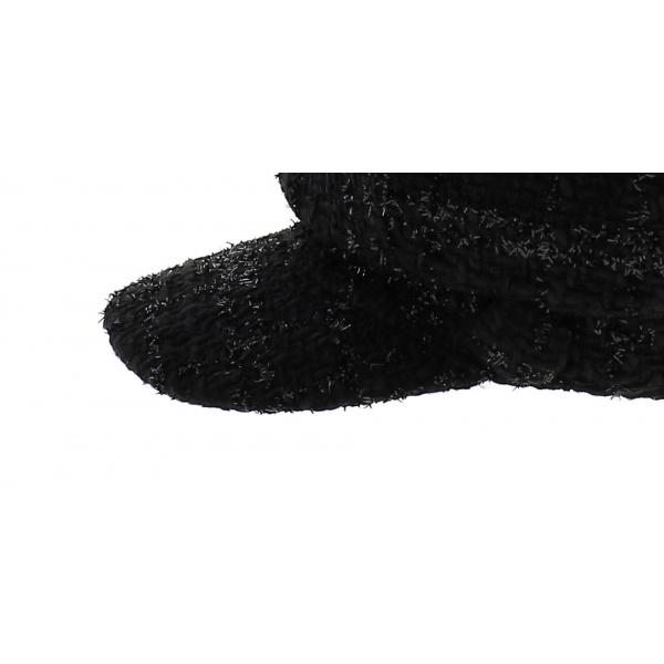 Casquette  gavroche  maria noire