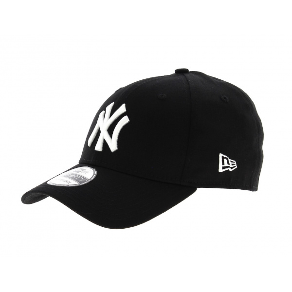 casquette baseball homme femme new yo new era traclet 39thirtyleague noir. Black Bedroom Furniture Sets. Home Design Ideas