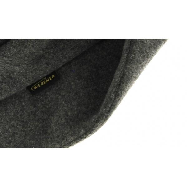 Chapeau Accordeon - Gris