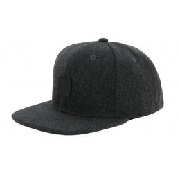 Sterling Wool Grey Snapback Cap - King Apparel