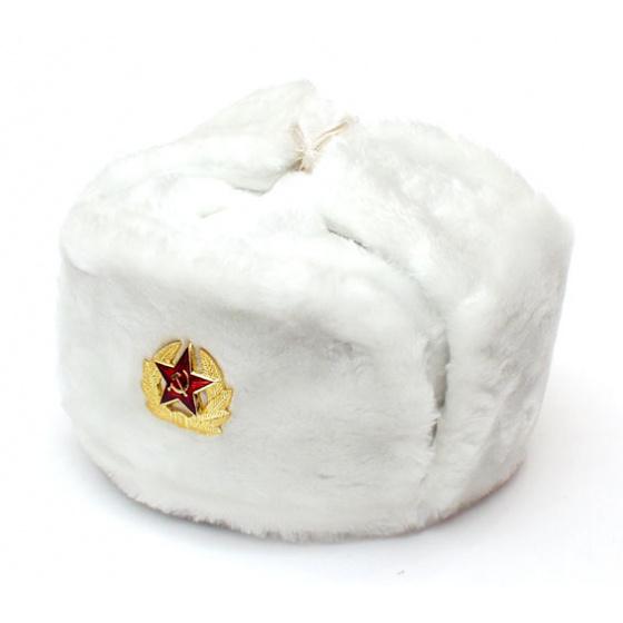 White Ushanka