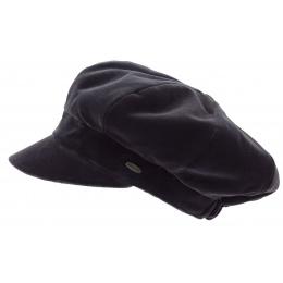 Lisa Black Cap