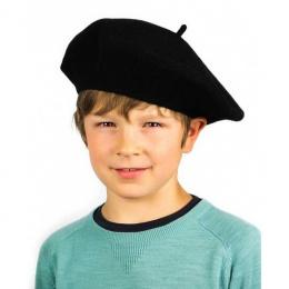 Beret Enfant Noir