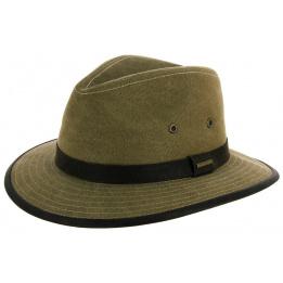 Clarck Stetson Khaki Hat