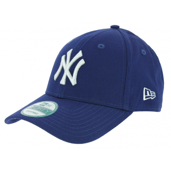 Casquette Strapback League NY Yankees Coton Bleu - New Era