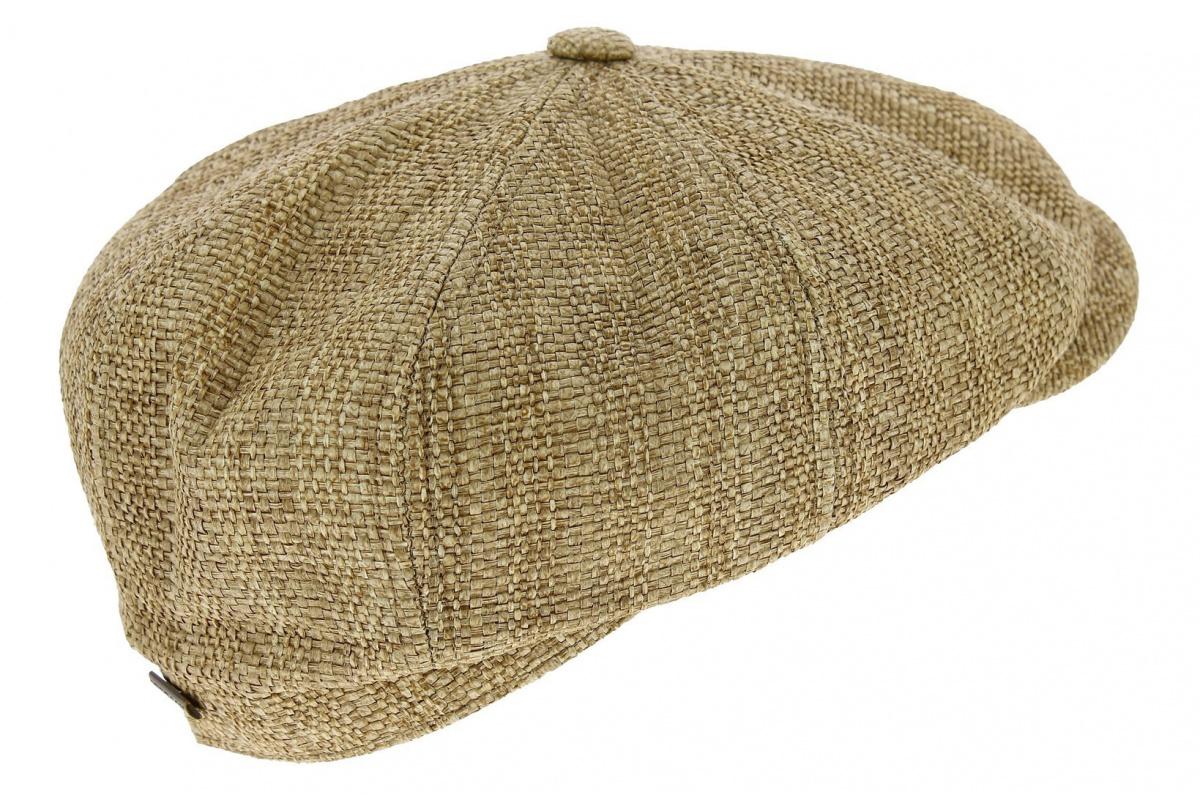 c4d90b38131 Bomb straw cap ecru par Stetson