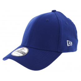 Casquette Baseball Fitted Basic 39 Bleu - New Era