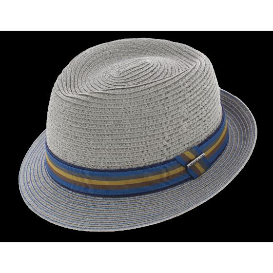Stetson Munster Toyo Trilby Hat Women Men Hats player hat straw men/´s