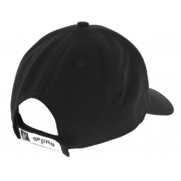 Casquette Strapback Spurs League NBA Noir - New Era