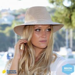 Chapeau Traveller Manish Style Bleu Marine - Rigon Headwear