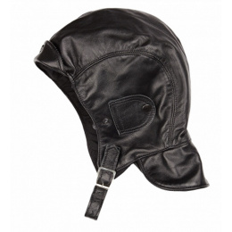 Casque Automobile Cuir - Lock Hatters