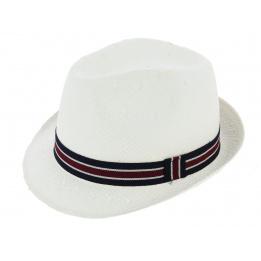 Chapeau cloche Panama Lydie
