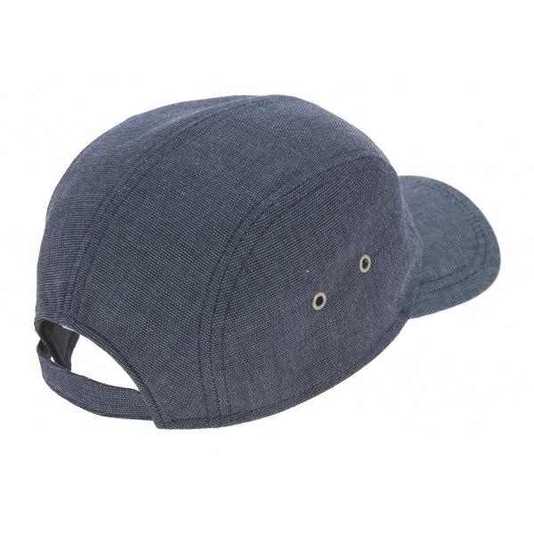 Casquette Baseball Hipster Coton Bleu - Mtm
