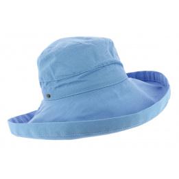Chapeau Styleno Scala - bleu ciel