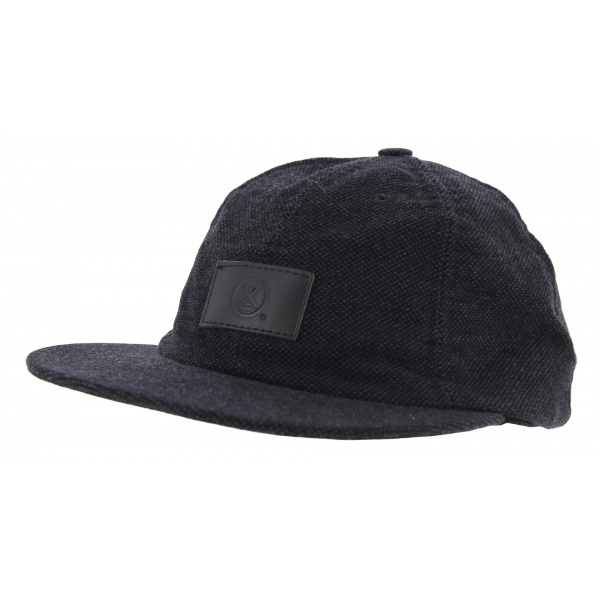 Casquette Oath - Black Charcoal