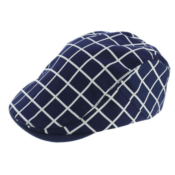 Monza Cotton Adjustable Cap Blue - Aussie Apparel
