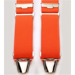 Bretelle harnais Chasse orange