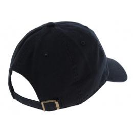 Casquette Baseball Strapback Blank Coton Noir - 47 Brand