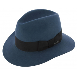 Traveller Fury Blue Felt Hat - Stetson