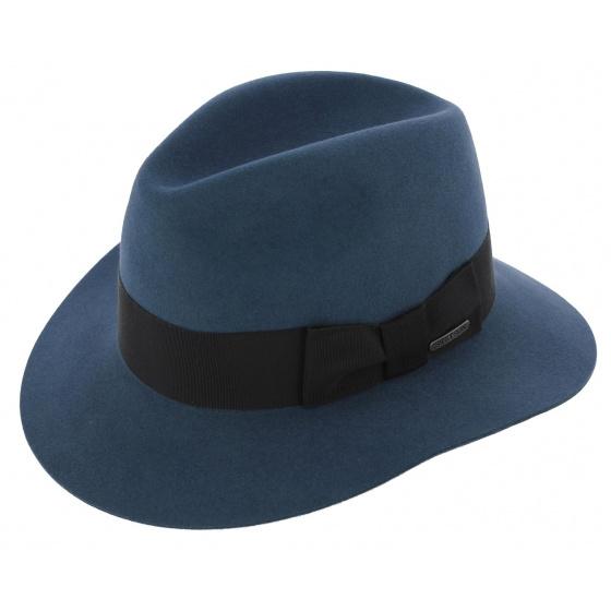 Traveller Fury Blue Felt Hat - Stetson