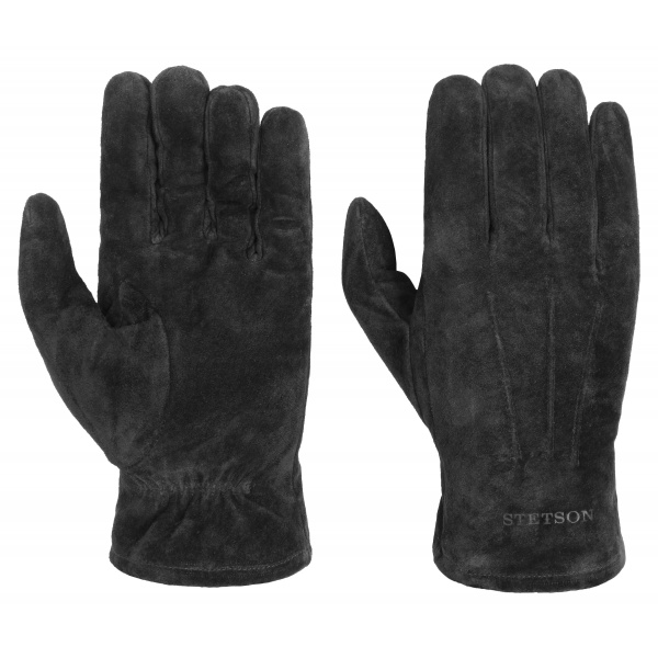 Stetson leather glove