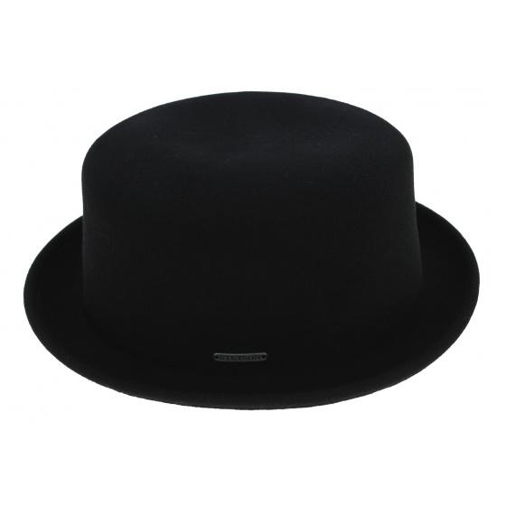Bob feutre - Chapeau Demi Haut de Forme Steeple Feutre Laine - Stetson