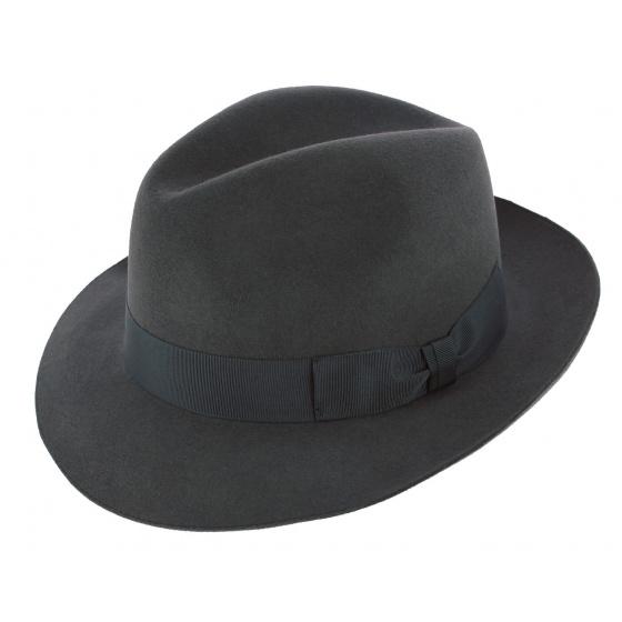 Borsalino Hat Anthracite