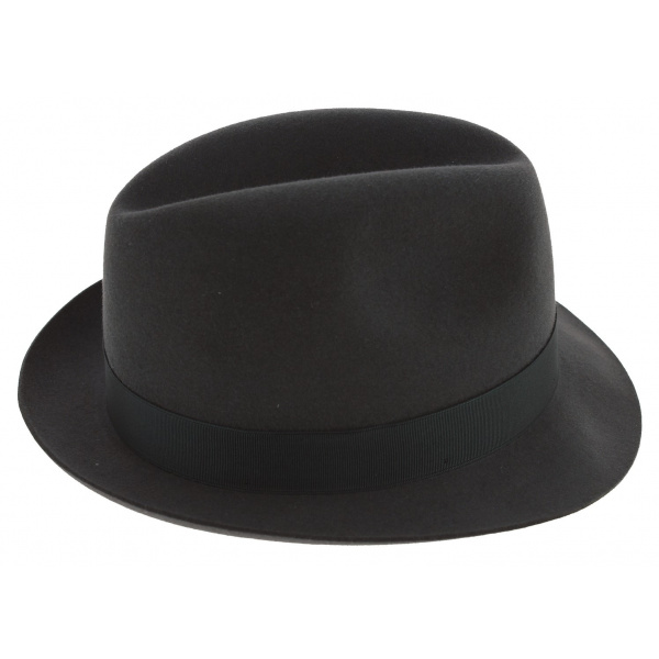 Chapeau Borsalino Blues Brothers gris