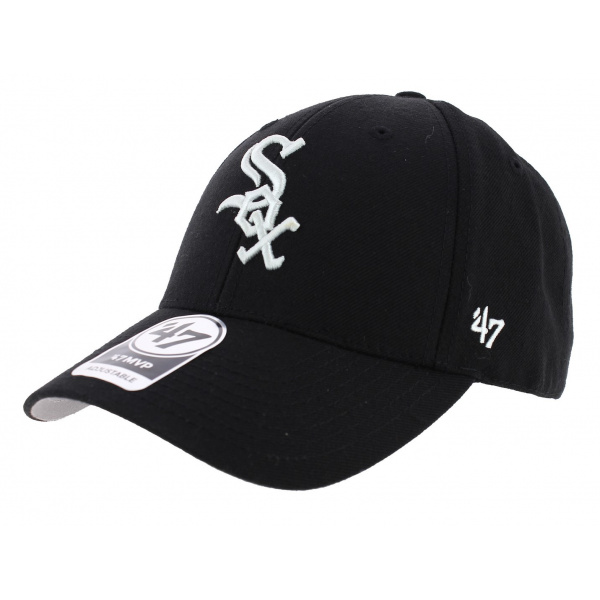 Casquette Strapback Withe SOX Chicago Laine - 47 Brand