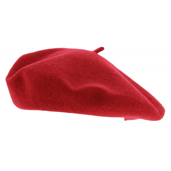 Beret Red - Traclet